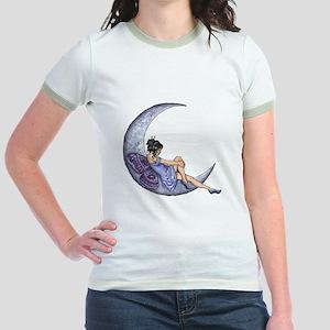 A Fairy Moon Jr. Ringer T-Shirt