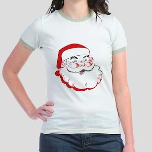 Santa Jr. Ringer T-Shirt