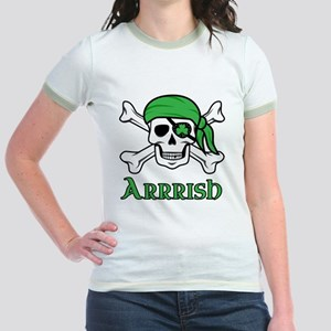 Irish Pirate Jr. Ringer T-Shirt