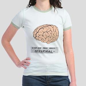Abby Normal - Jr. Ringer T-Shirt