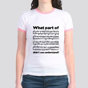 Partiture Jr. Ringer T-Shirt