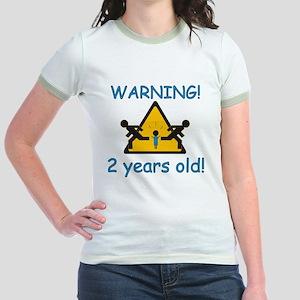 2yearboyR Jr. Ringer T-Shirt