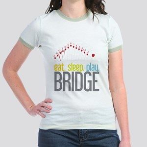 Bridge Jr. Ringer T-Shirt