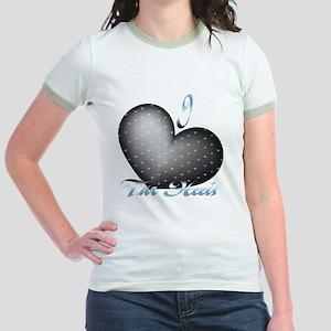Tar-Heels Jr. Ringer T-Shirt