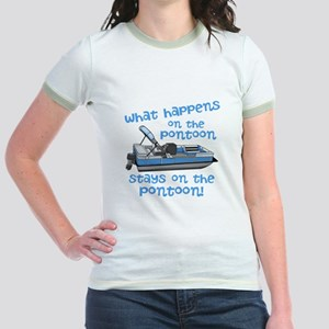 On The Pontoon T-Shirt