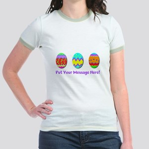 Your Message Easter Eggs T-Shirt