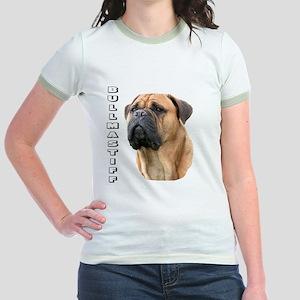 Bullmastiff Jr. Ringer T-Shirt