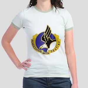 DUI - 101st Airborne Division Jr. Ringer T-Shirt