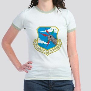 Strategic Air Command Jr. Ringer T-Shirt