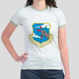 Strategic Air Command Jr. Ringer T-Shirt