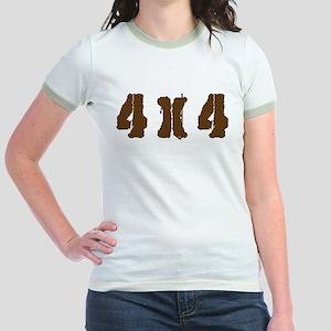 Off Road 4 x 4 Jr. Ringer T-Shirt