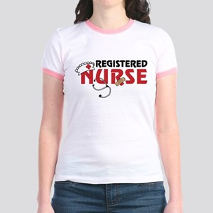 Registered Nurse Jr. Ringer T-Shirt