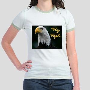 FEAR NO ONE Jr. Ringer T-Shirt