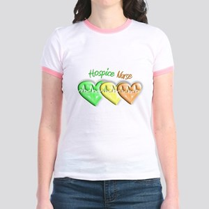 Hospice II Jr. Ringer T-Shirt