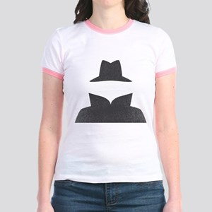 Secret Agent Spry Spy Guy Jr. Ringer T-Shirt