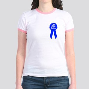30 Pounds Award Jr. Ringer T-Shirt