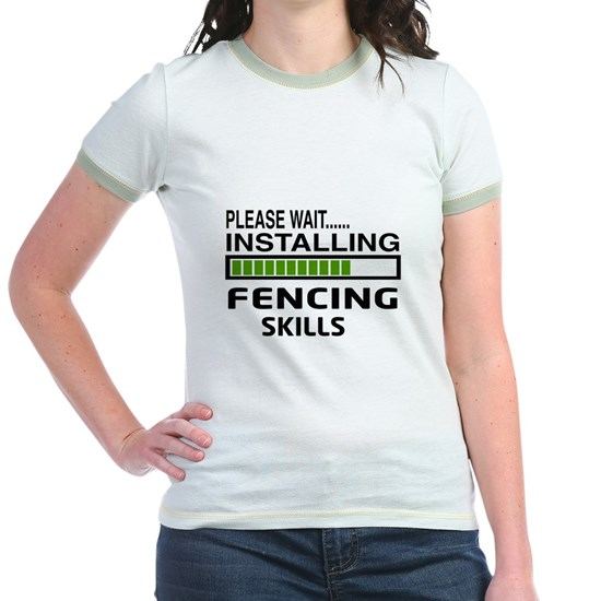 Please wait, Installing Fencing Skills