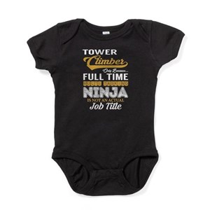 Tower Climber Baby Clothes Accessories Cafepress