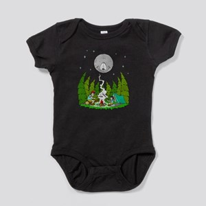 2-ScannedImage Baby Bodysuit