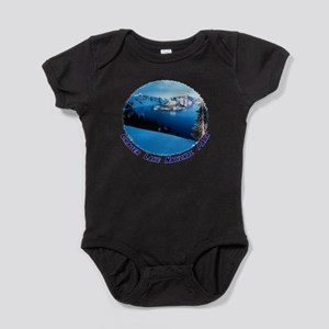 Crater Lake National Park Baby Bodysuit