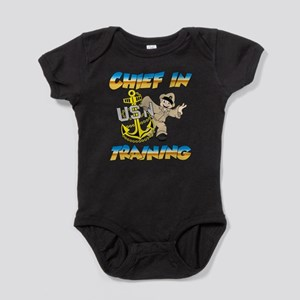 Navy Chief in Training little boy Infant Bodysuit