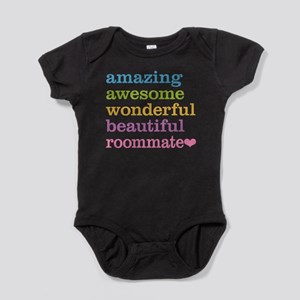 Awesome Roommate Baby Bodysuit