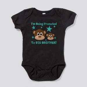 Promoted To BIG BROTHER! Baby Bodysuit