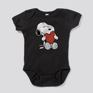 Peanuts: Snoopy Heart Body Suit