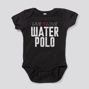 Live Love Water Polo Baby Bodysuit