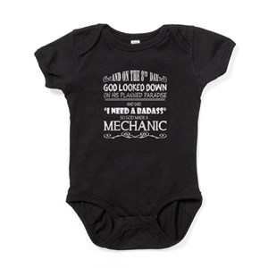 8ec38e6f Mechanic Baby Clothes & Accessories - CafePress