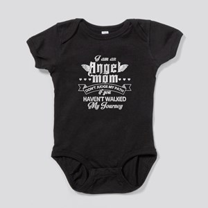 I Am An Angle Mom T Shirt Body Suit