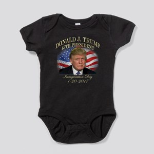 President Donald Trump Inauguration Body Suit