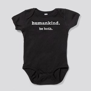 HumanKind. Be Both Baby Bodysuit