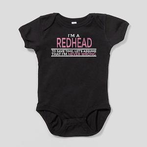 f3b29b704 Redhead Baby Clothes & Accessories - CafePress