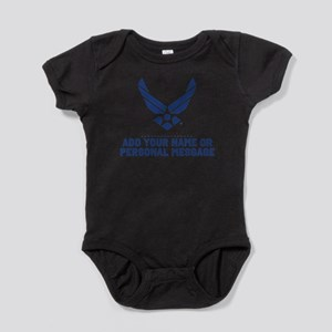 PERSONALIZED U.S. Air Force Logo Body Suit