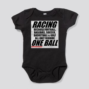 Racing is the only real sport Body Suit