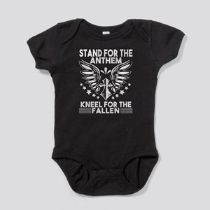 Stand For The Anthem Kneel For The Falle Body Suit