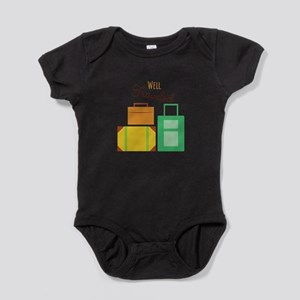 Well Traveled Baby Bodysuit