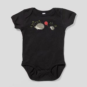 Baby Hedgehog's Red Balloon Body Suit