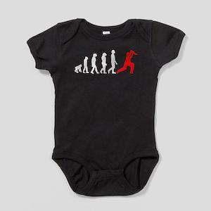 Cricket Evolution (Red) Baby Bodysuit