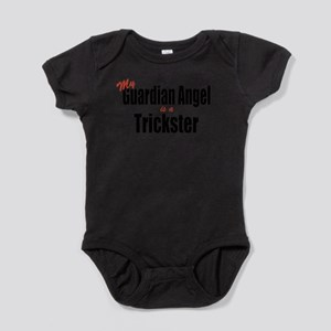 My Guardian Angel Is A Trickster Infant Bodysuit B