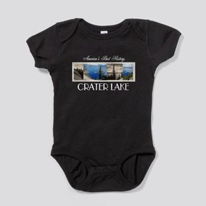 Crater Lake Americasbesthistory.com Baby Bodysuit