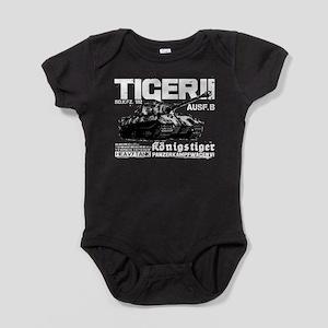 Tiger II Baby Bodysuit