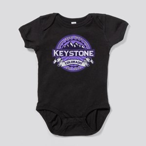 Keystone Purple Infant Bodysuit Body Suit