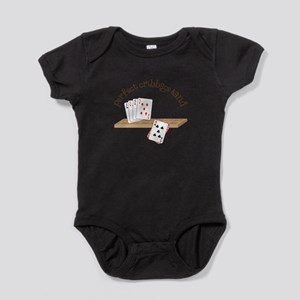 Perfect Cribbage Hand Baby Bodysuit