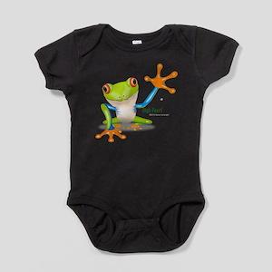 Freddie Frog Baby Bodysuit