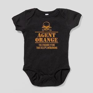 Agent Orange Baby Bodysuit