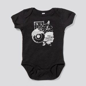 The Twilight Zone: Time Image Baby Bodysuit