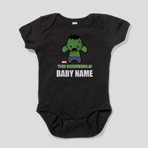 Personalized Incredible Hulk Body Suit