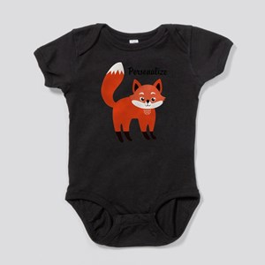 Fox Personalized Body Suit